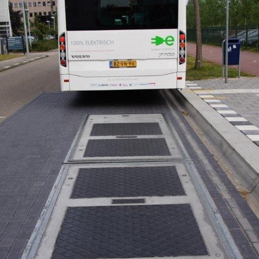 Metody ładowania autobusów elektrycznych – indukcja