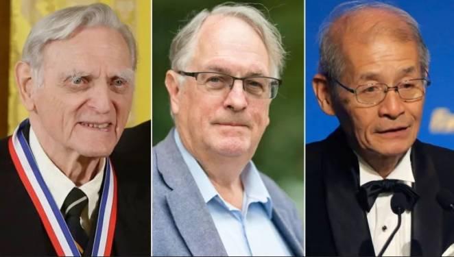 Wizjonerzy emobilności. Nobel 2019.