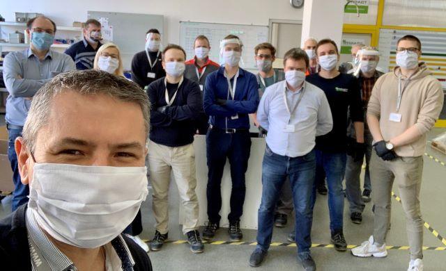 Oddychaj głęboko – Prezes Bartłomiej Kras o zarządzaniu w czasach pandemii
